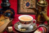Arabian coffee — Stock Photo