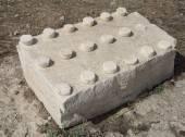 Elefsina, archaeological site — Stock Photo