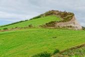 村庄在亚速尔群岛观 — 图库照片
