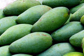 Thai Green Mango — Stock Photo