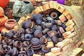 Ruined Earthenware — Fotografia Stock