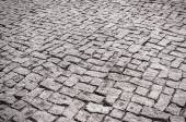 Sett bricks texture — Stock Photo