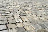 Sett bricks texture — Stock Photo