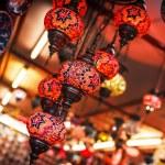 Turkish Lamps — Stock Photo #54216063