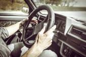 řidič. — Stock fotografie