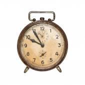 Retro çalar saat. — Stok fotoğraf