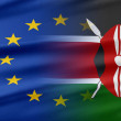 Постер, плакат: European Union and Kenya
