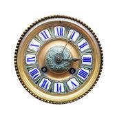 Old Antique Clock. — Stock Photo