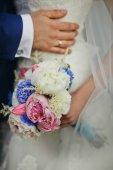 Svatební bouquet — Stock fotografie
