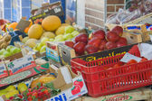 Negozio di verdura — Foto Stock
