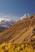 Mountains in Sost,Northern Pakistan — Stock Photo