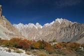 High mountain at Pasu, Northern Pakistan — Stock Photo