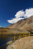 Phander Lake, Ghizer in Northern Pakistan — Stock Photo