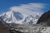 High mountain at Pasu Glacier , Northern Pakistan — Stock Photo