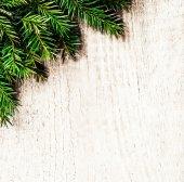 お祝いクリスマスの背景 — ストック写真