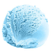 Scoop of colorful  Ice Cream — 图库照片