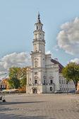 Kaunas Old Town Hall — Stock Photo