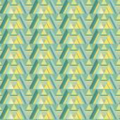 Sömlös triangel bakgrund — Stockvektor