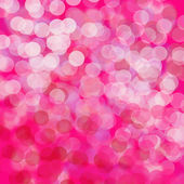 Pink fuzzy heart background — 图库照片