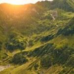 magnifique paysage de montagne — Photo #68684273