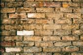砖墙的纹理 — 图库照片