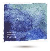 Abstrait aquarelle — Vecteur