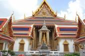 Palazzo reale (Wat Phra Kaew) a Bangkok — Foto Stock