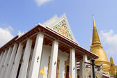 Wat Bowonniwet Vihara — Stockfoto