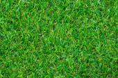 Artificial turf soccer field — Stock Photo