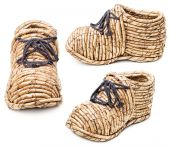 Basketry Shoes — Stock Photo