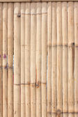 Pattern of bamboo background in brown color — Stockfoto