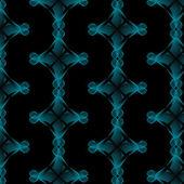 Geometric ornaments pattern — Cтоковый вектор