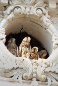 Little falcons — Stock Photo