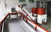 Pellet making machine — Zdjęcie stockowe