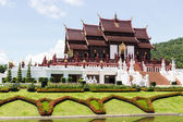 Thailand royal pavilion — Stockfoto