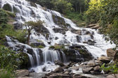 Waterfall in national park — Stock Photo