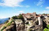 Meteora kloster. — Stockfoto