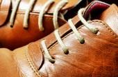 Shoe lace. — Stock Photo