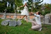 Mariée et le marié — Photo