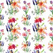 Floral grunge background — Stock Photo #56486541
