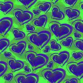 Hearts pattern. — Zdjęcie stockowe