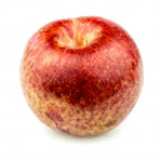 Pluot fruit isolated — Stock Photo #63812577