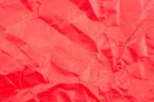 Red leathery background texture — Stock Photo