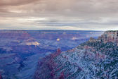 Astonishing and Breathtaking View of Grand Canyon Sight in the V — Stock Photo