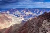 Beautiful Early Sunrise Hour at Grand Canyon — Stock Photo