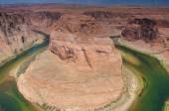 Amazing Horseshoe Bend in Arizona State, USA. — Stock Photo