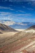 The Mountain Range in Death Valley National park in California, — Stock Photo