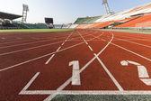 Atletizm izle — Stok fotoğraf