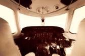Interior de cabina — Foto de Stock