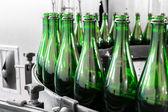 Drink bottles — Stock Photo
